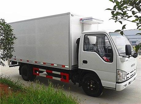 五十铃4米2冷藏车价格多少钱五十铃4米2冷藏车价格及配置介绍