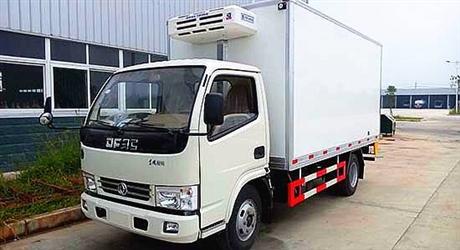 东风4米2冷藏车价格多少钱东风锐铃冷藏车价格及配置参数介绍