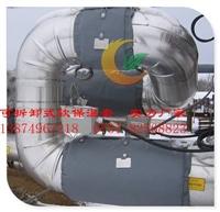 烟台蒸汽管道保温被流程