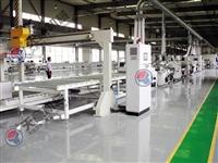 全自动涂装生产线外墙保温装饰一体板生产线天意机械