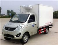 小型冷藏车价格多少钱福田时代伽途冷藏车价格及配置介绍
