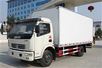 箱长五米东风冷藏车价格多少钱东风多利卡冷藏车价格及配置介绍