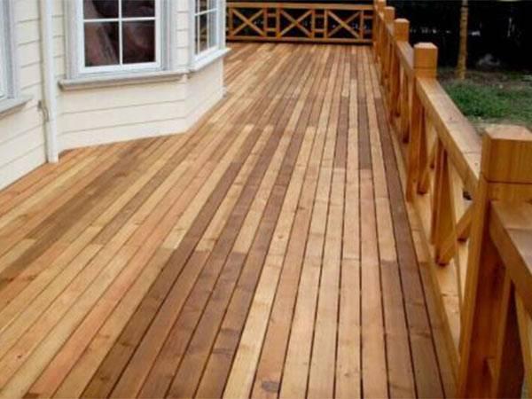 厂家供应高品质防腐木 结实耐用 长期销售