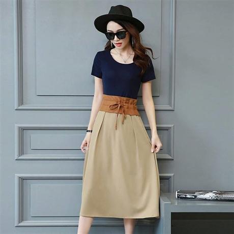 羽沙国际夏新款品牌女装   精品时尚女装批发 正品女装批发