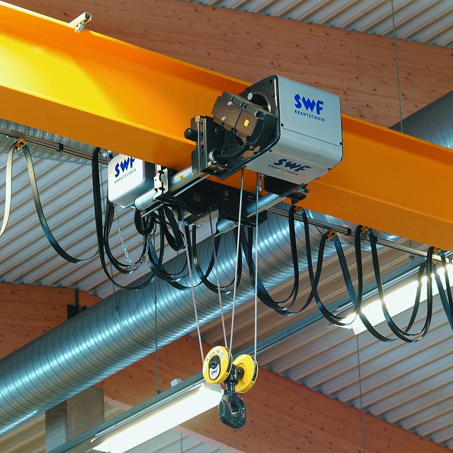 德马格2T环链电动葫芦