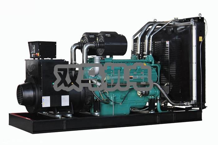 无锡动力400kw发电机组