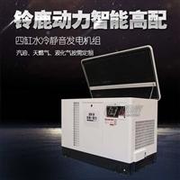 15KW20KW25KW30KW四缸低噪音汽油发电机
