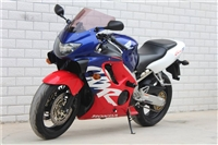 现车销售2002年本田CBR600F  碣石二手摩托车