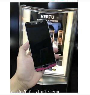 私人定制 顶配5.5寸vertu威图手机 8G/128G 全网通4G 远程拾音