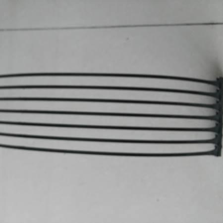 塑料单向拉伸土工格栅适用范围  塑料单向土工格栅