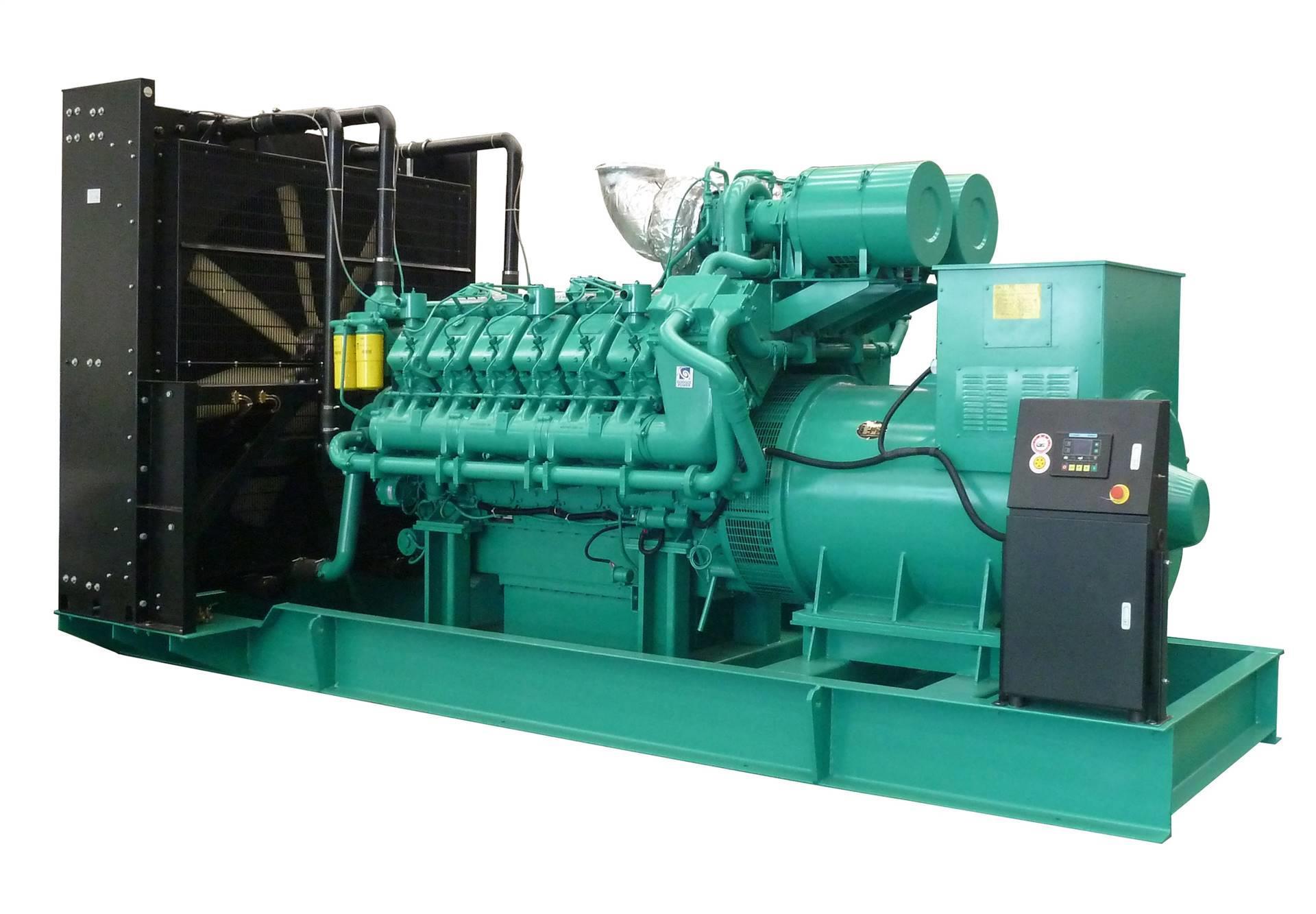 400kw发电机哪家好 科克400kw发电机