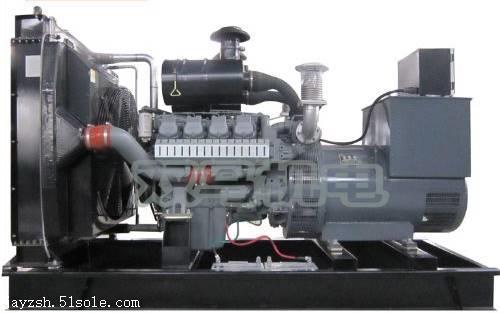 400kw发电机哪家最便宜 威曼动力400kw发电机