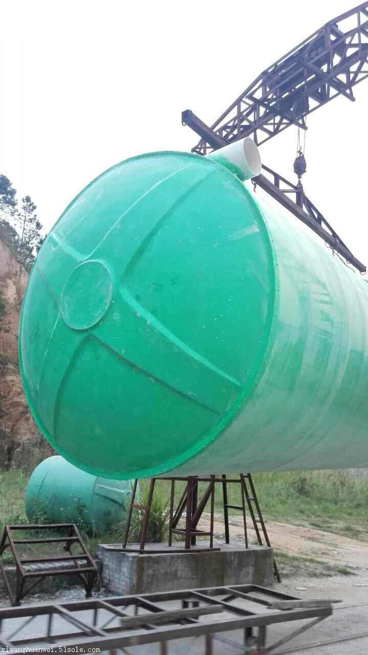 安庆市玻璃钢化粪池批发价格 安庆市玻璃钢化粪池生产厂家