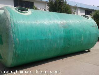 宿松县小型玻璃钢化粪池生产厂家 宿松县小型玻璃钢化粪池批发价