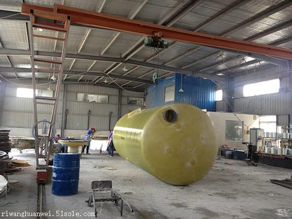 宿松县玻璃钢化粪池生产厂家宿松县玻璃钢化粪池批发价格