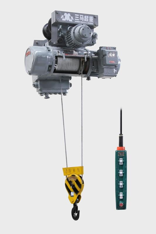 江苏三马品质供应BCD-5T9M防爆葫芦