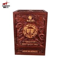 马爹利酒盒销售,马爹利酒盒订制,马爹利酒盒生产-森鼎工艺