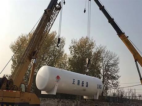 lng储罐厂家LNG储罐