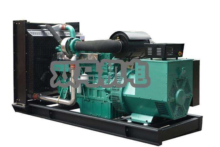 沃尔沃发电机   259KW沃尔沃柴油发电机