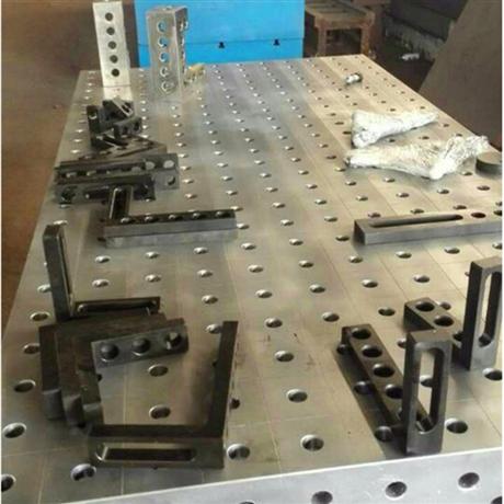 二维焊接平台 三维焊接平台 三维焊接组合工装夹具