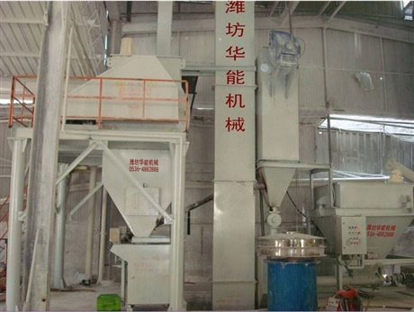 HN-4型干粉砂浆设备