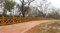 水泥仿木栏杆公司厂家安装