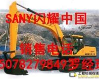 滁州三一挖掘机路面机械质量更突出