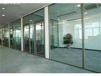 河西区安装无框玻璃门,天津定制办公室玻璃隔断