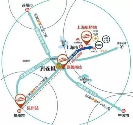 南浔孔雀城上海周边又一座新城