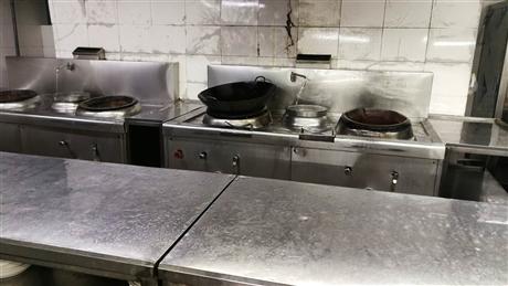 饭堂食堂清洗流程