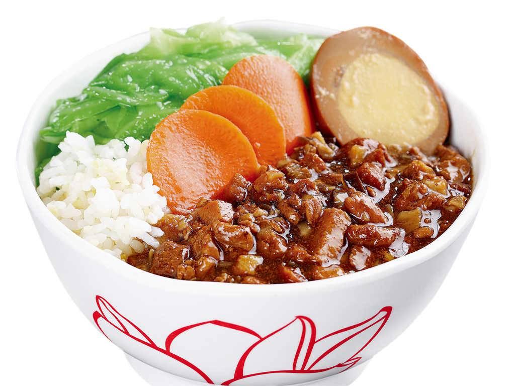 台北卤肉饭的做法大全卤肉饭的制作方法食材的处理与培训