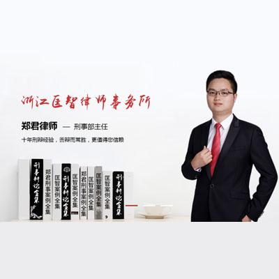 杭州专业刑事律师,杭州刑事法律咨询