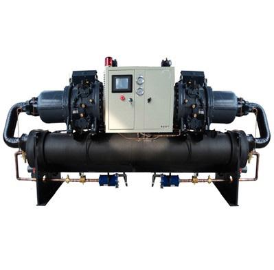 20P螺杆式冷水机价格 搏佰机械 全新