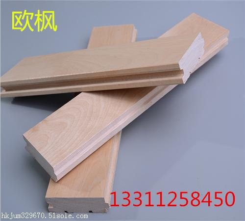 室内篮球地板厂家 篮球木地板材质