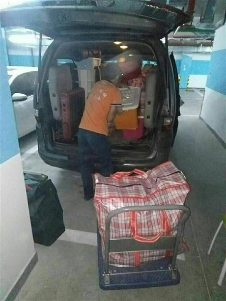 深圳福田搬家公司多少钱,怎么收费