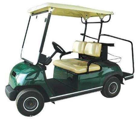 二座高尔夫球车电动高尔夫球车福建高尔人球车