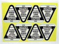 常州印刷公司提供不干胶标签、二维码标签、标识标牌设计