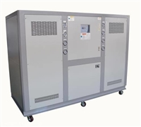 供应油墨用水冷式冷水机组 20HP冷水机厂家直销特惠