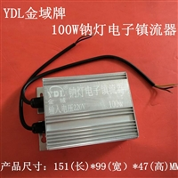 生产100W高压钠灯电子镇流器厂家