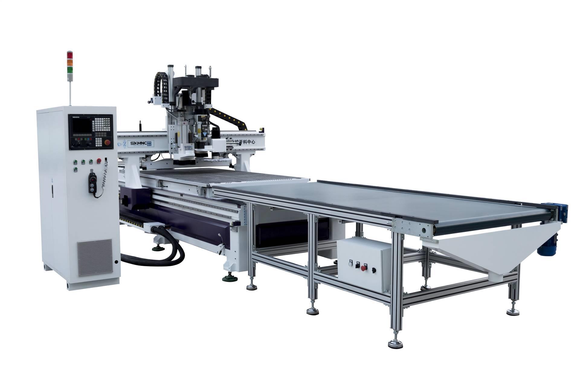 厂家直销数控开料机 板式家具生产线
