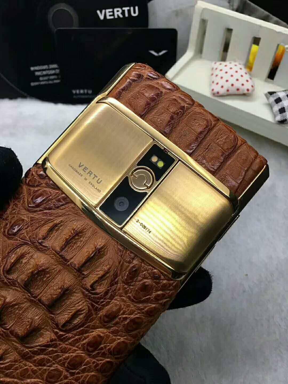 新款5寸 奢华威图vertu手机宾利 6G/64G 蓝宝石原装屏 定位拾音