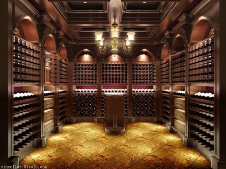 广州酒窖设计鑫鸿比士亚广州酒窖设计公司