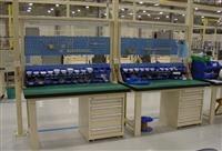 年初廠家促銷供應防靜電工作台