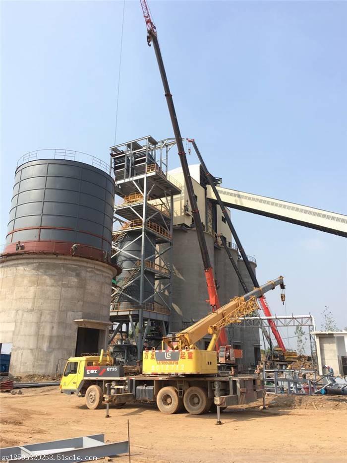 机制砂生产线设备钢结构加工,生产线钢结构设备加工/三维钢结构