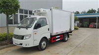 福田康瑞3米小型冷藏车价格