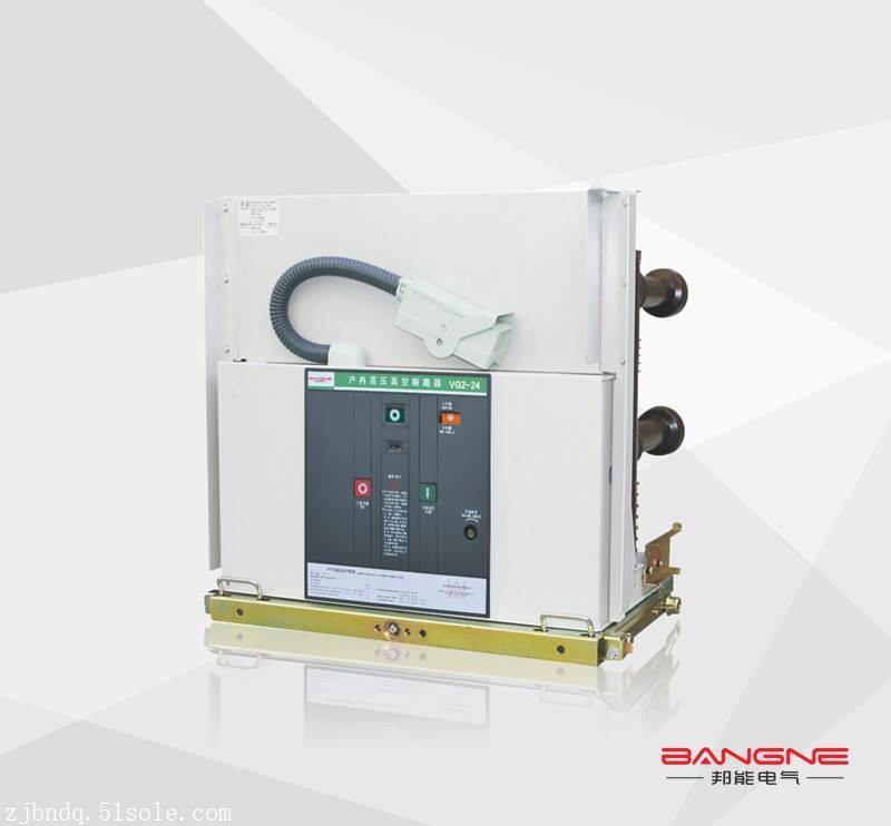 VS1(ZN63)-24固封式户内高压真空断路器