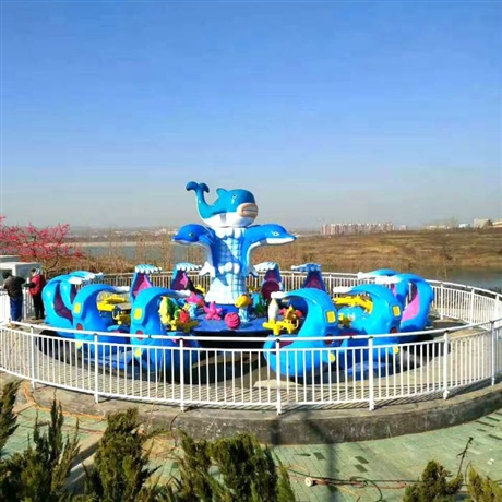 激战鲨鱼岛游乐设备供应厂家|激战鲨鱼岛儿童游乐设施