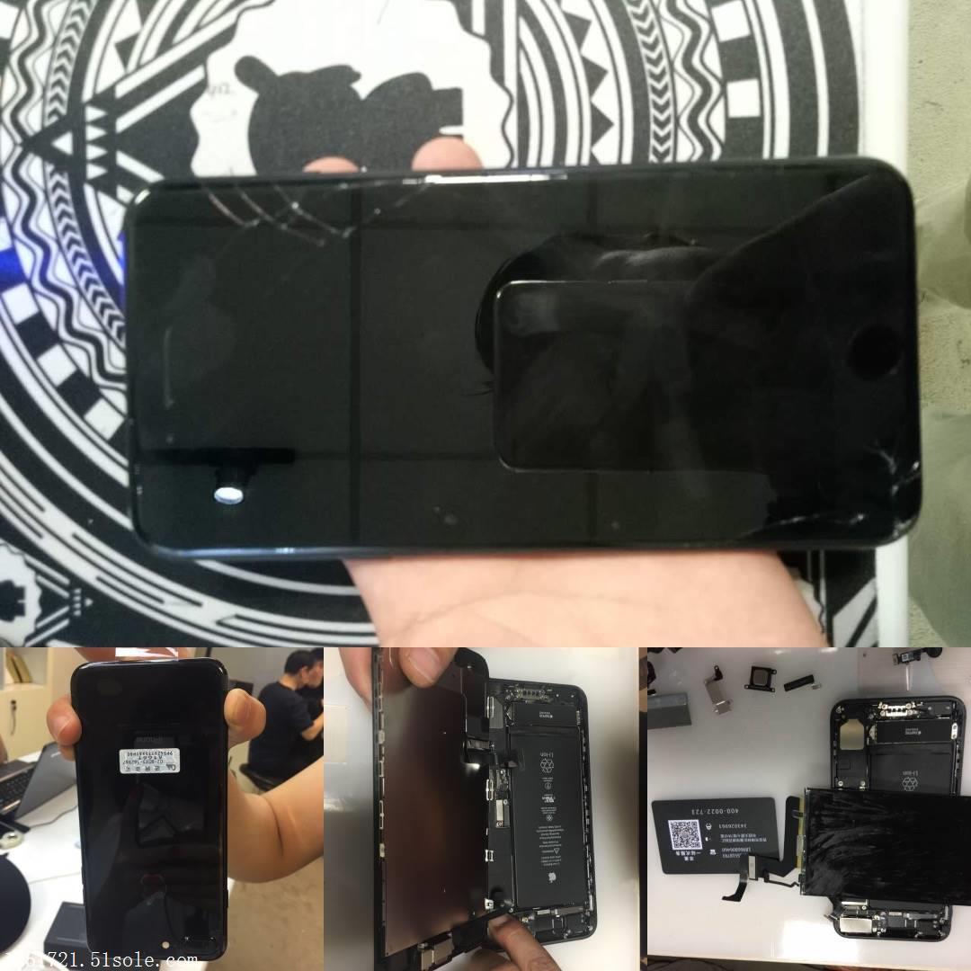 苹果6splus7plus换外屏要多钱