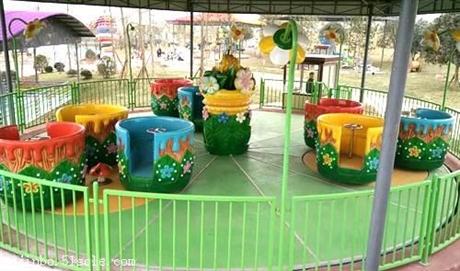 儿童游乐场设备36人转转杯游乐设备转杯厂家直销价格