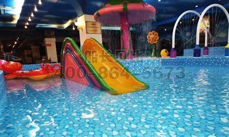 儿童室内水上乐园上门安装施工量身定制